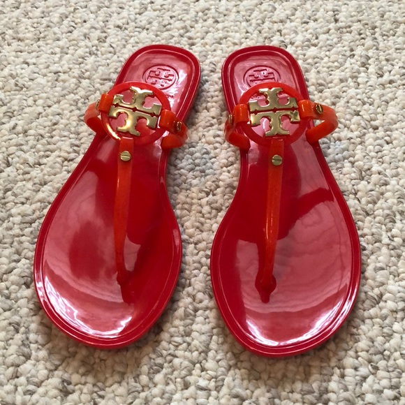 43960257f2c4 Tory Burch Shoes - Tory Burch Mini Miller Thong Sanda